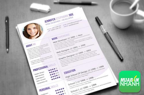 Cách viết CV xin việc để nhanh kiếm được việc