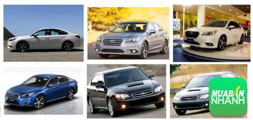độ an toàn Subaru Legacy
